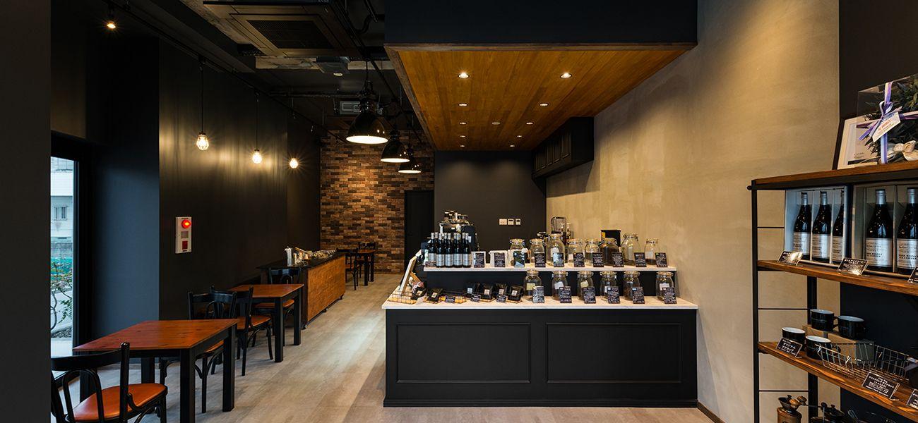 横浜市港北区スペシャルティコーヒーのボンコアン 14