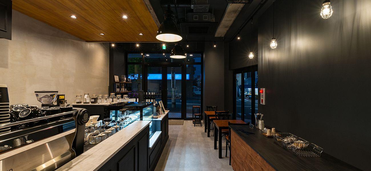 横浜市港北区スペシャルティコーヒーのボンコアン 01