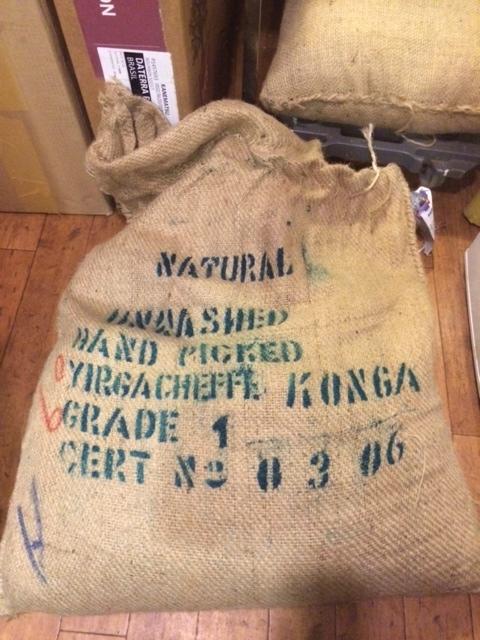 エチオピア ナチュラル 袋